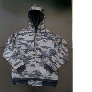 G-Unit Reversible Hooded Jacket XL